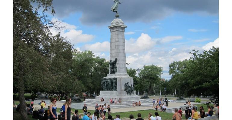 Tam-Tams Jam – Montreal, Canada