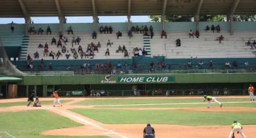 Baseball Game – Cienfuegos, Cuba