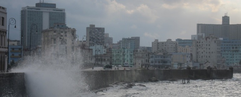 The Touch of Sound in Cuba