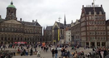 Dam Square – Amsterdam, Netherlands