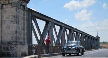 Iron Bridge – Matanzas, Cuba