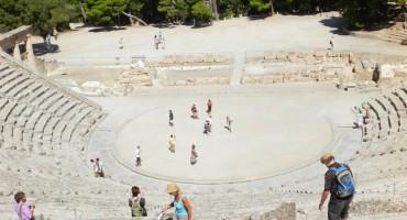 Epidaurus Amphitheatre – Greece