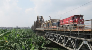 Long Bien Bridge – Hanoi, Vietnam