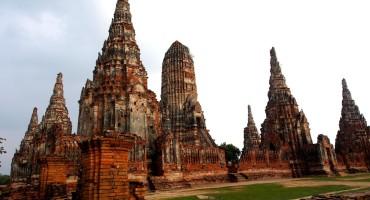 Wat Chaiwatthanaram – Ayutthaya – Thailand