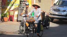 Bicycle Vendor – Ho Chi Minh City, Vietnam