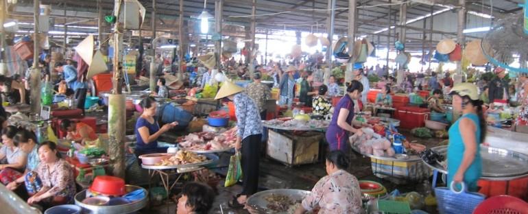 Cho Tan An Market – Can Tho, Vietnam