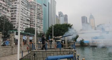 Noonday Gun – Hong Kong, China
