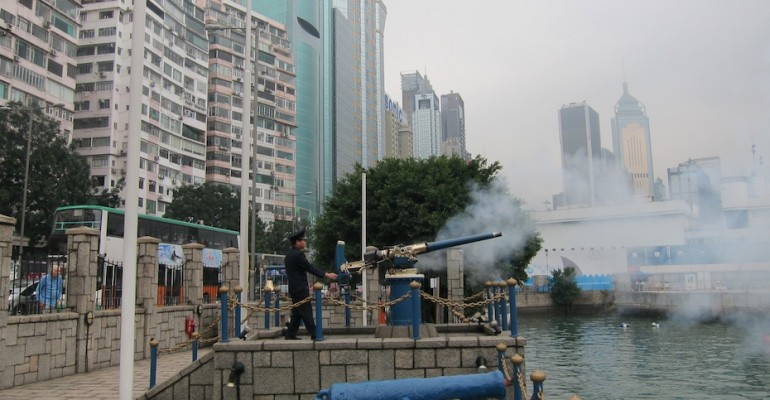 Noonday Gun – Hong Kong, China