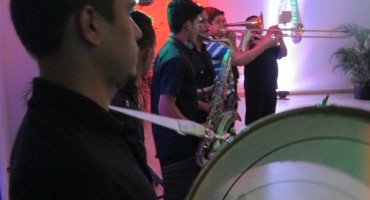 Brass Band – David, Panama