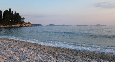 Rock Beach – Dalmatian Coast, Croatia