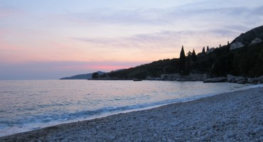 Adriatic Sunset – Dalmatian Coast, Croatia