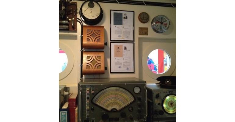 Morse Code at Skógar Museum of Transportation – Iceland