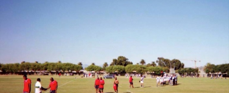 Rugby Chant – Langa Township, South Africa