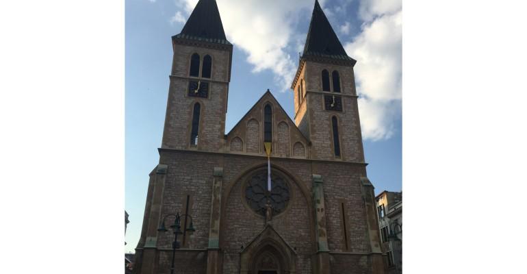 Sacred Heart Cathedral Bells - Sarajevo, Bosnia and Herzegovina