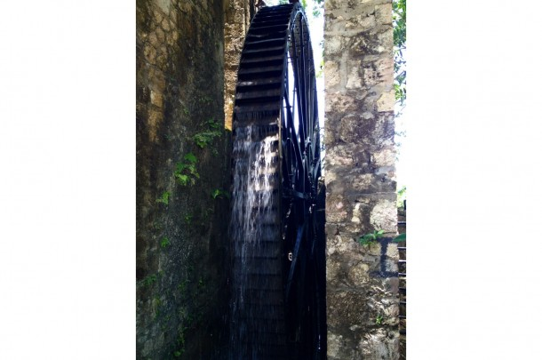 Water Wheel – Montego Bay, Jamaica2