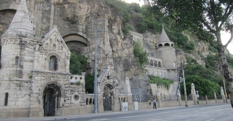 Cave Church – Budapest, Hungary