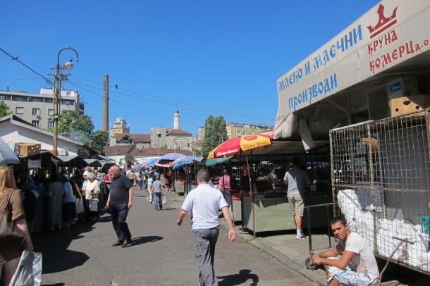 Kalenić Market – Belgrade, Serbia2