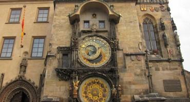Prague Astronomical Clock – Czech Republic