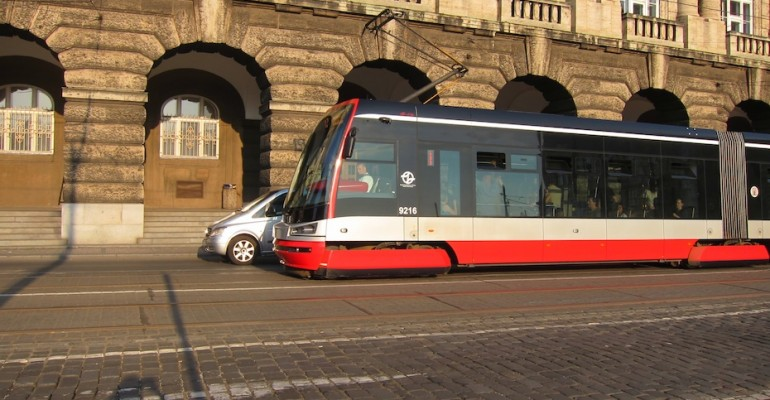 Prague Tramway - Czech Republic