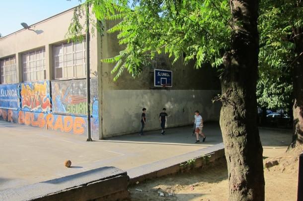 Street Basketball – Belgrade, Serbia2