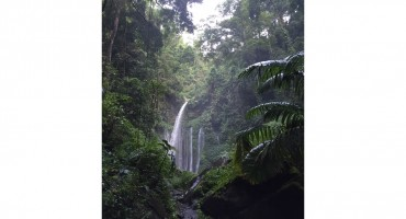 Tiu Kelep Waterfall – Lombok, Indonesia