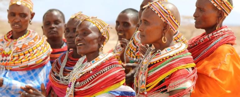 Samburu Chanting – Samburu National Reserve, Kenya