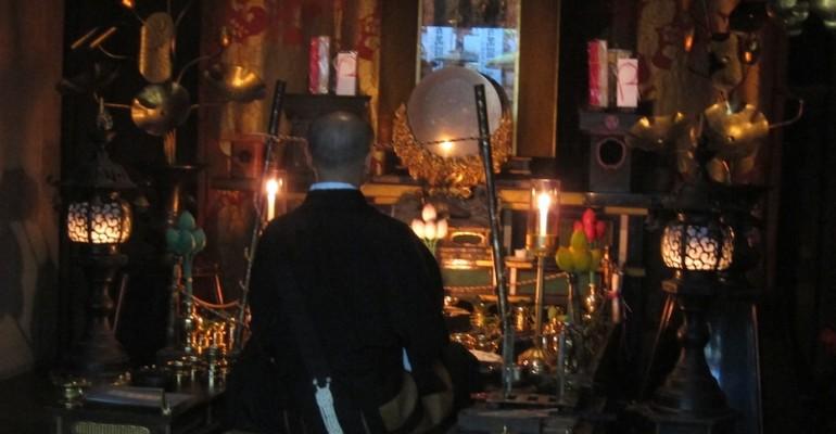 Nigatsu-dō Chanting – Nara, Japan