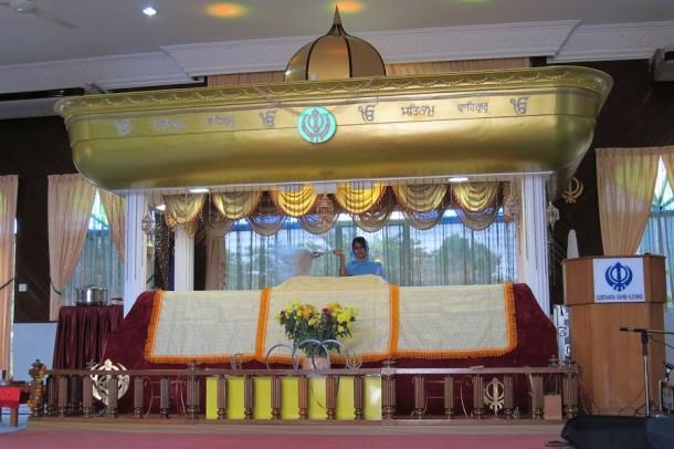 Sikh Ceremony – Kuching, Malaysia2
