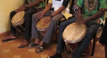 Garifuna Drumming – Hopkins, Belize