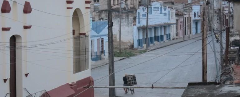 Bread Vendor – Camagüey, Cuba
