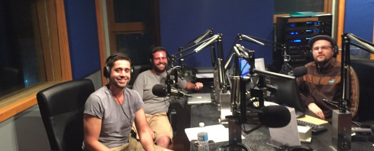 Marks Bros. Return One Last Time To Kinda Cloudy Radio
