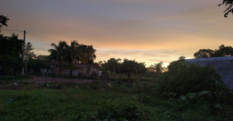 Early Morning – Santa Teresa, Nicaragua