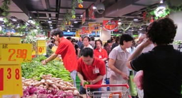 Yang Hui Supermarket - Beijing, China