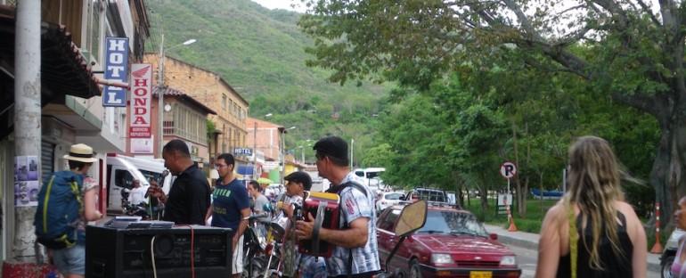 Vallenato Music – San Gil, Colombia