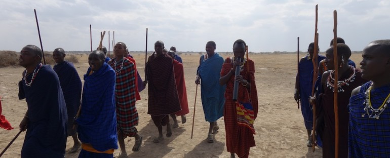 Maasai Welcome Dance – Ngorongoro Conservation Area, Tanzania