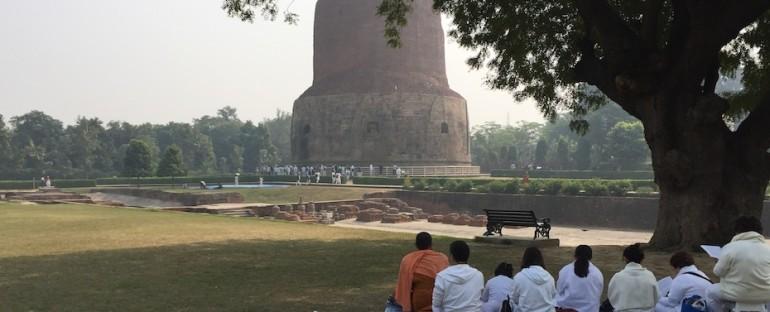Buddhist Chanting at Sarnath – Varanasi, India