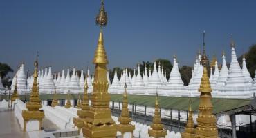 Sandamuni Pagoda – Mandalay, Myanmar