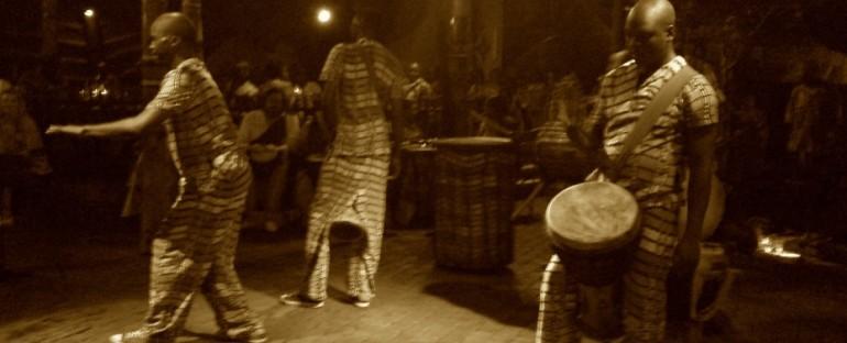 Boma Drumming – Zimbabwe
