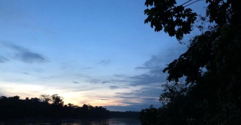 Nighttime – Amazon Rainforest, Peru