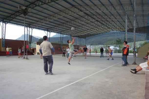 Volleyball Game – Mindo, Ecuador2