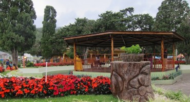 Parque Central - Boquete, Panama