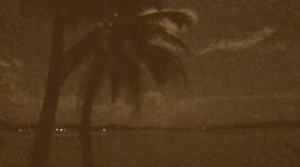 Isla Carenero at Night – Bocas del Toro, Panama
