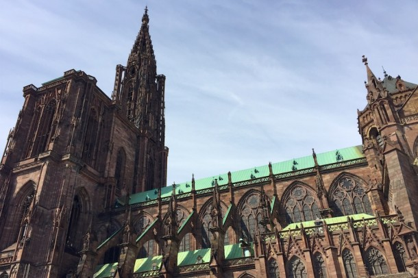 Strasbourg Cathedral Bell Tower – Strasbourg, France2