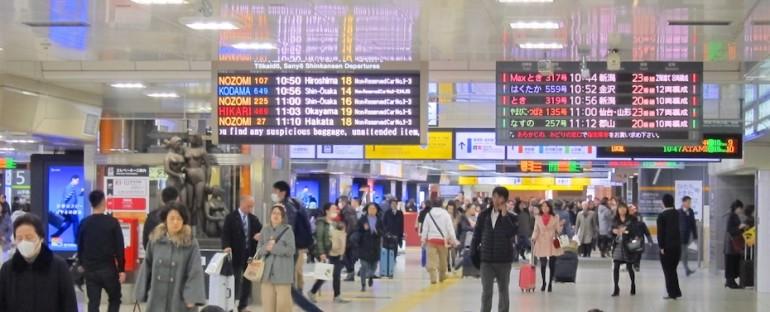 Tokyo Station – Tokyo, Japan