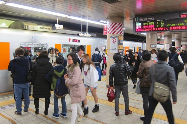 Tokyo Station – Tokyo, Japan2