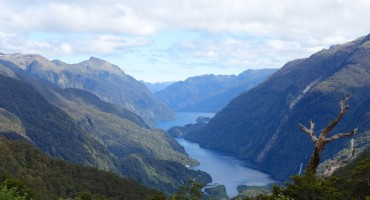 Doubtful Sound - Fjordland National Park, New Zealand
