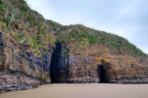 Waipati Beach - The Catlins, New Zealand1