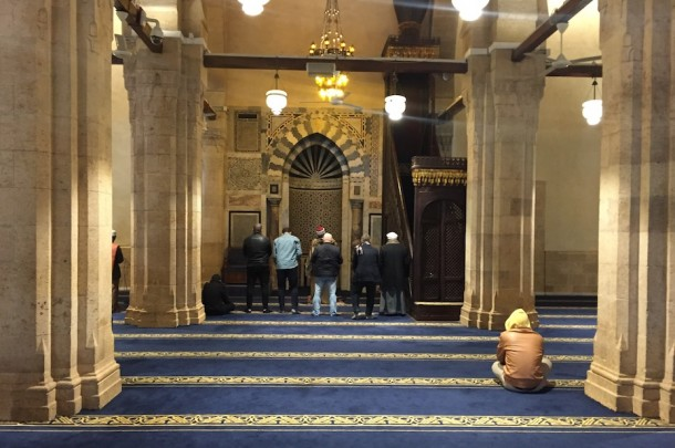 Al-Azhar Mosque – Cairo, Egypt2