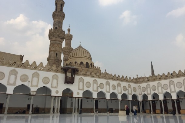 Al-Azhar Mosque – Cairo, Egypt4