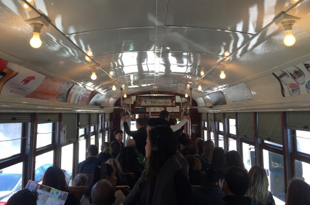 St. Charles Streetcar – New Orleans, USA2